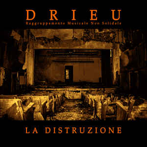 DRIEU LA DISTRUZIONE 3 - fanzine