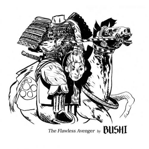 BUSHI - THE FLAWLESS AVENGER 1 - fanzine
