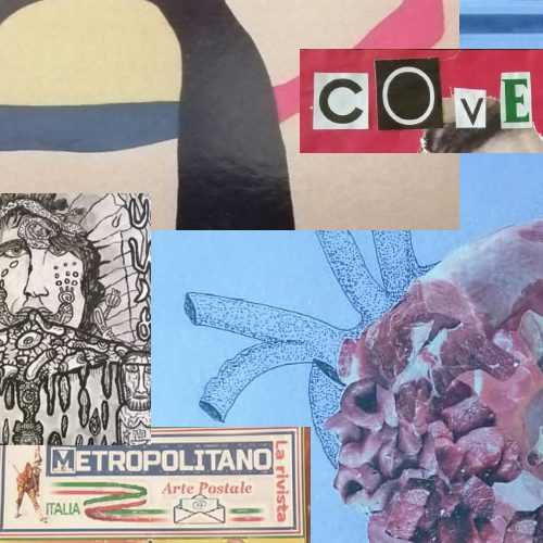 MAIL ART PROJECT #IYE2020 draw your cover // Release 1 - fanzine