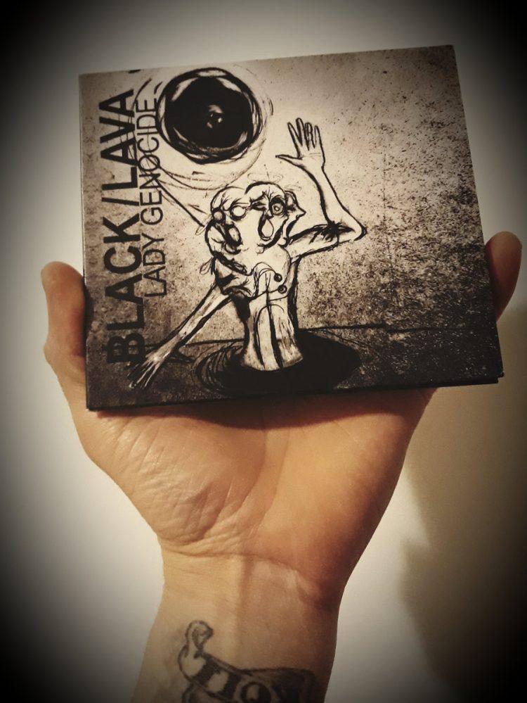 Black Lava - LADY GENOCIDE 1 - fanzine