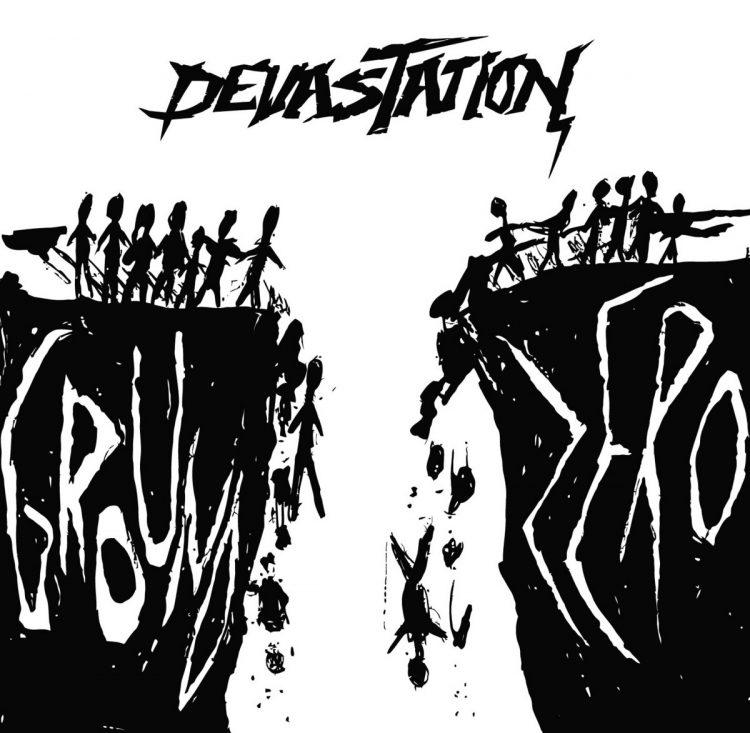 Ground Zero , demo 2019 by DEVASTATION 1 - fanzine