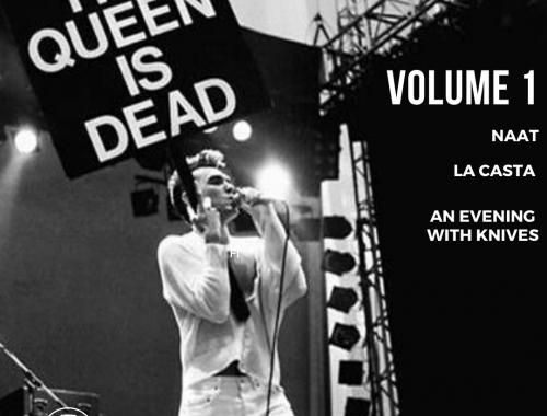 THE QUEEN IS DEAD vol.1 1 - fanzine