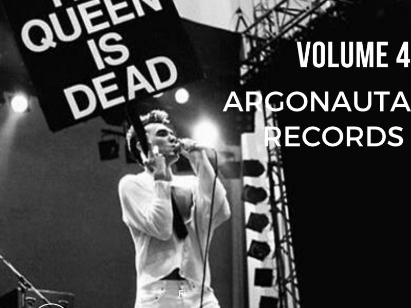 THE QUEEN IS DEAD VOLUME 4 -ARGONAUTA RECORDS WILD BUNCH 2 - fanzine