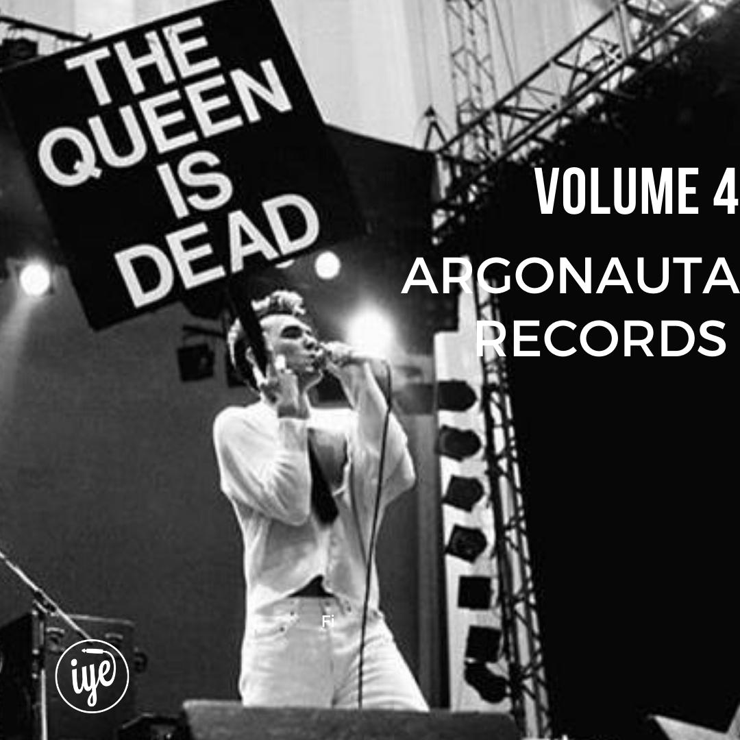 THE QUEEN IS DEAD VOLUME 4 -ARGONAUTA RECORDS WILD BUNCH 1 - fanzine