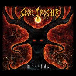 skull crusher - messiah 1 - fanzine