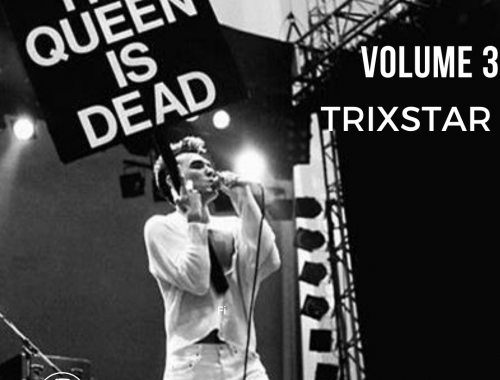 THE QUEEN IS DEAD VOLUME 3 4 - fanzine