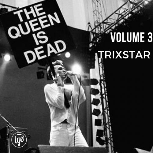 THE QUEEN IS DEAD VOLUME 3 2 - fanzine