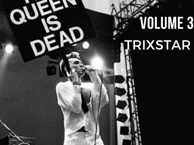 THE QUEEN IS DEAD VOLUME 3 5 - fanzine