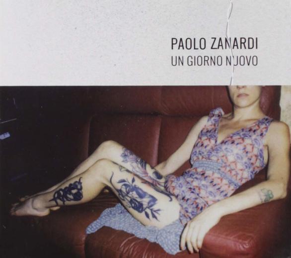 UN GIORNO NUOVO - PAOLO ZANARDI 1 - fanzine