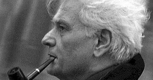 Jacques Derrida - Politiche dell'amicizia (Cortina, 2020) 2 - fanzine