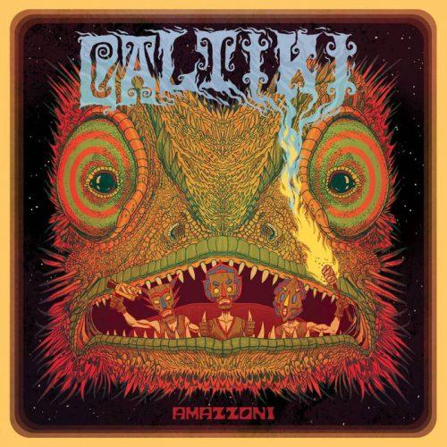 Caltiki - Amazzoni 2 - fanzine