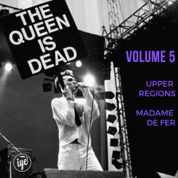 THE QUEEN IS DEAD VOLUME 5 - 4 - fanzine