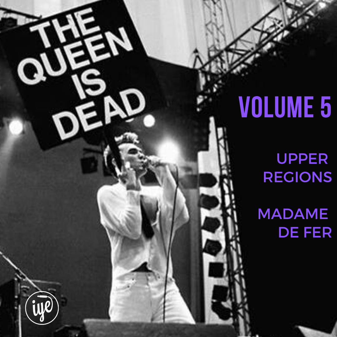 THE QUEEN IS DEAD VOLUME 5 - 2 - fanzine