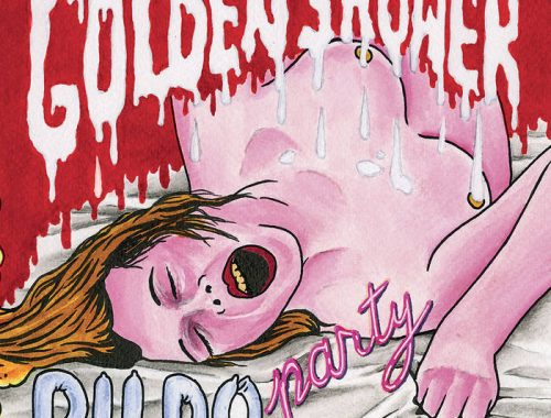 Golden Shower - Dildo Party 3 - fanzine