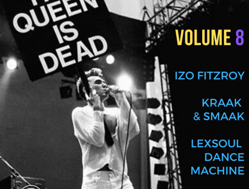 THE QUEEN IS DEAD VOLUME 8 2 - fanzine