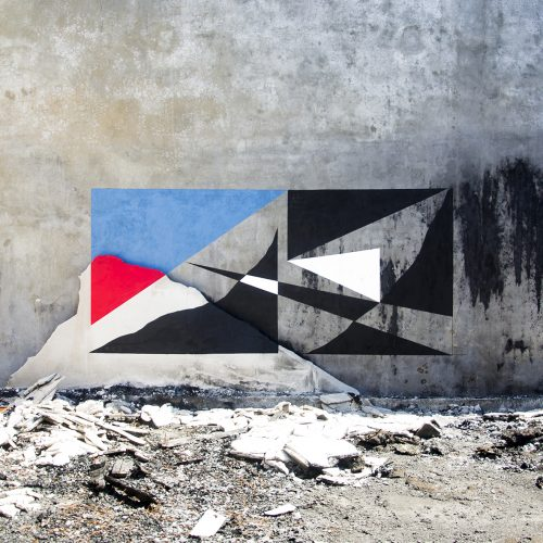 #streetart Οnebran 1 - fanzine