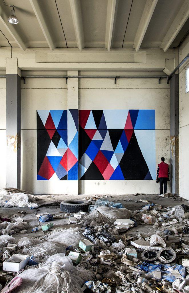 #streetart Οnebran 3 - fanzine