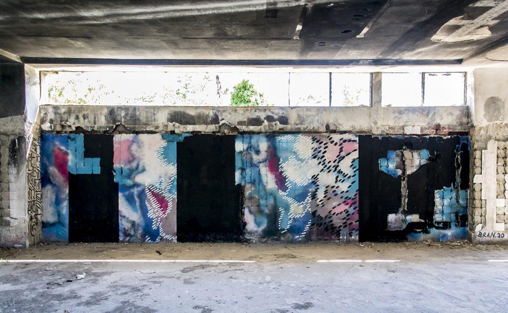 #streetart Οnebran 5 - fanzine