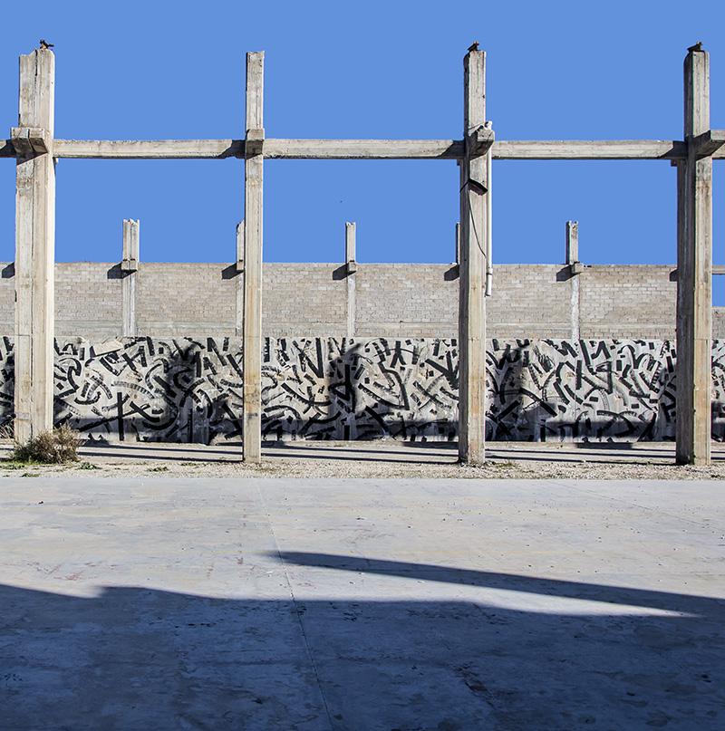 #streetart Οnebran 6 - fanzine