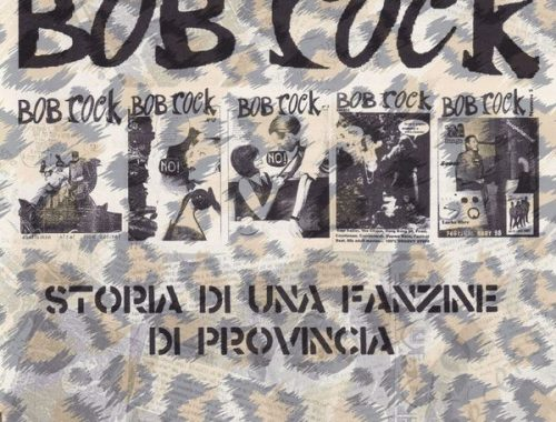 Bob Rock Radio Vol. 06 1 - fanzine