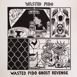 Wasted Pido - Ghost Revenge 2 - fanzine