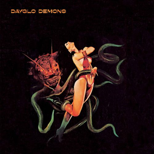 Dayglo Demons - Dayglo Demons 1 - fanzine