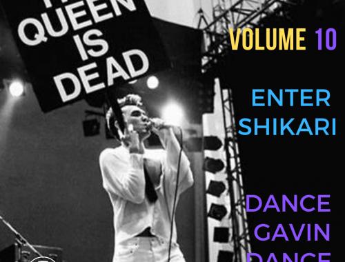 THE QUEEN IS DEAD VOLUME 10 8 - fanzine