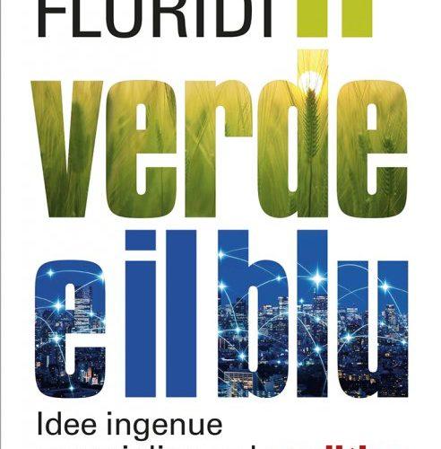 Luciano Floridi, Il verde e il blu (Raffaello Cortina, 2020) 1 - fanzine