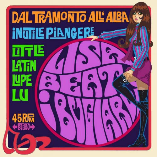 "Lisa Beat e i Bugiardi - Dal Tramonto all'Alba 7"""