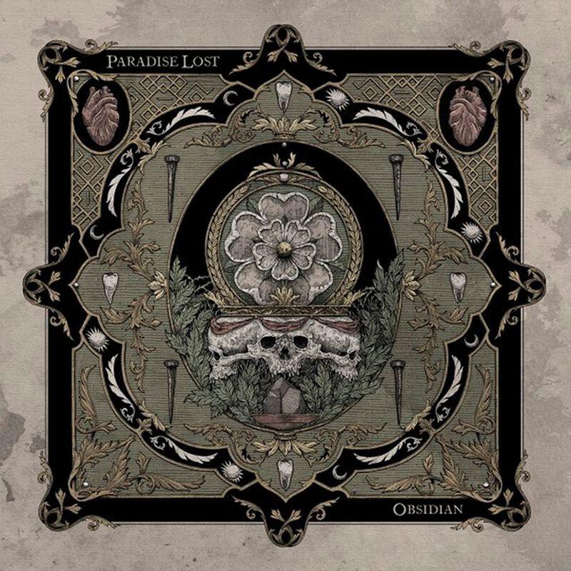 PARADISE LOST - OBSIDIAN 1 - fanzine
