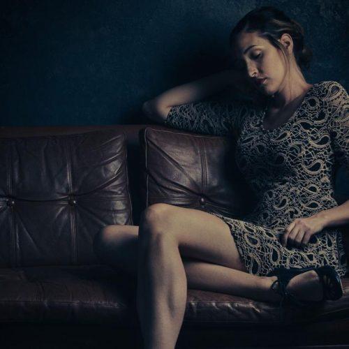 HANNAH ALDRIDGE LIVE IN BLACK AND WHITE 1 - fanzine