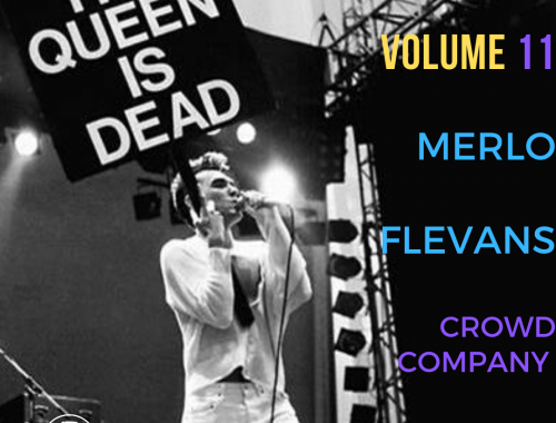THE QUEEN IS DEAD VOLUME 11 5 - fanzine