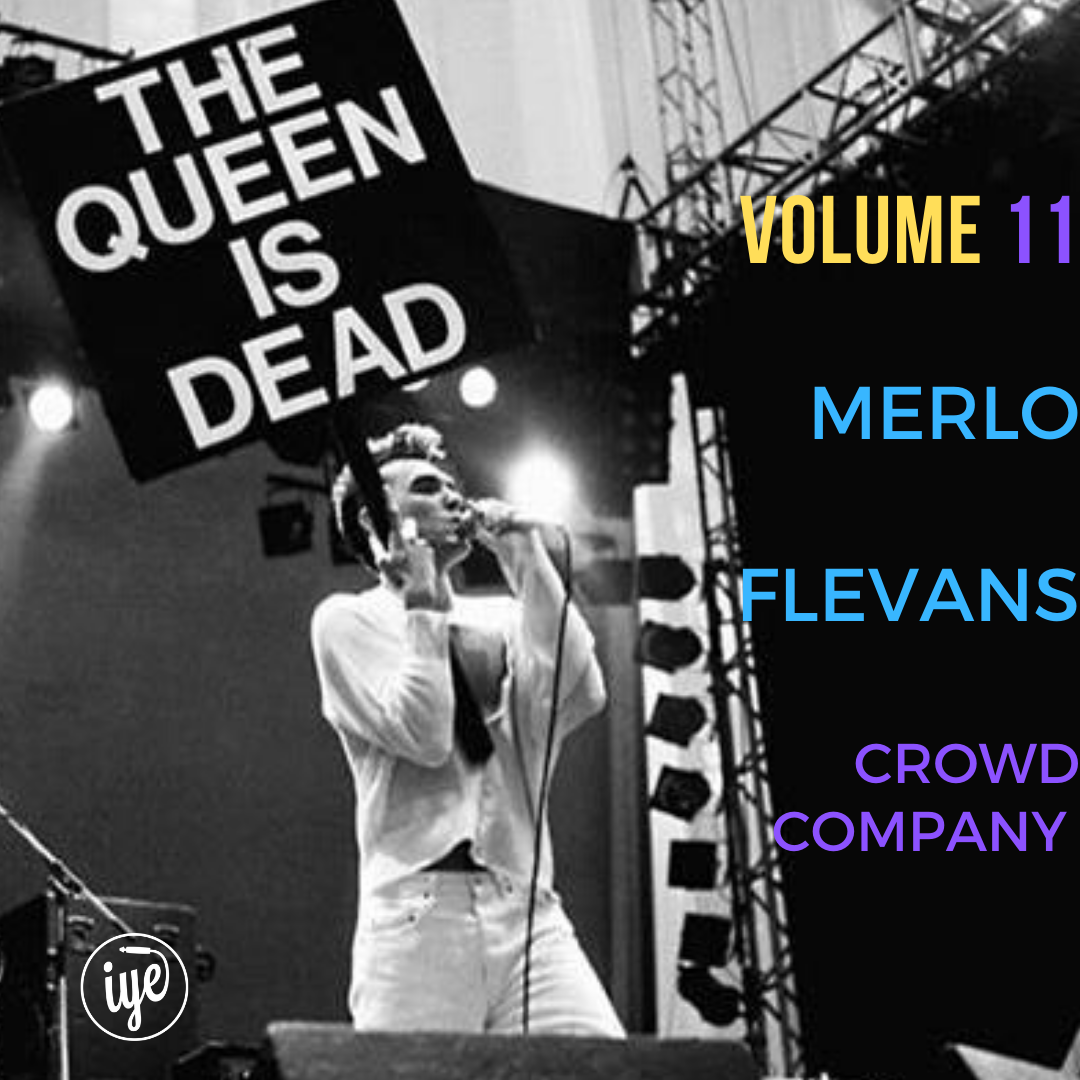 THE QUEEN IS DEAD VOLUME 11 3 - fanzine