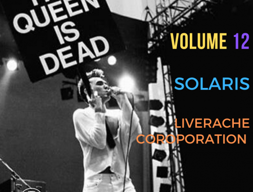 THE QUEEN IS DEAD VOLUME 12 4 - fanzine