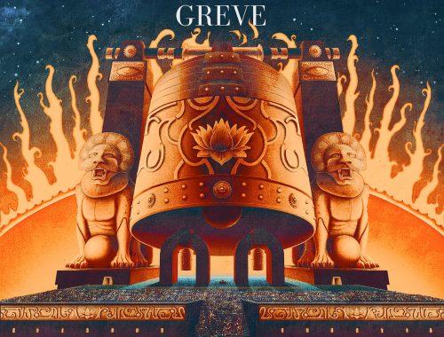 SANDFLOWER GREVE 1 - fanzine