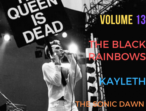 THE QUEEN IS DEAD VOLUME 13 2 - fanzine