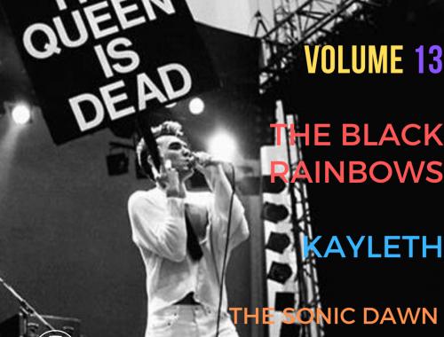 THE QUEEN IS DEAD VOLUME 13 6 - fanzine