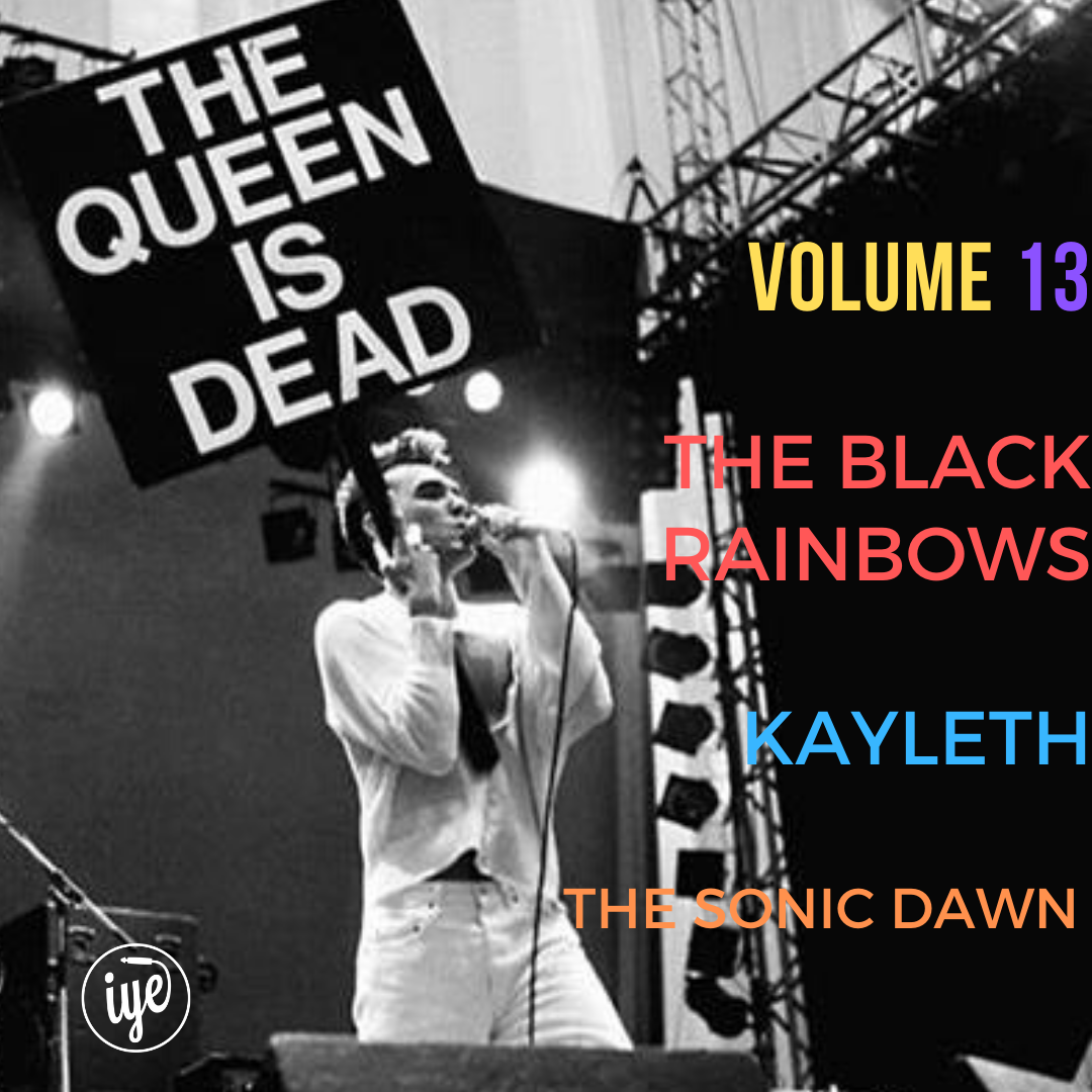 THE QUEEN IS DEAD VOLUME 13 1 - fanzine