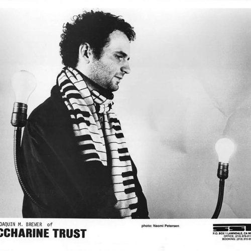 Saccharine Trust che ritrae Jack Brewer