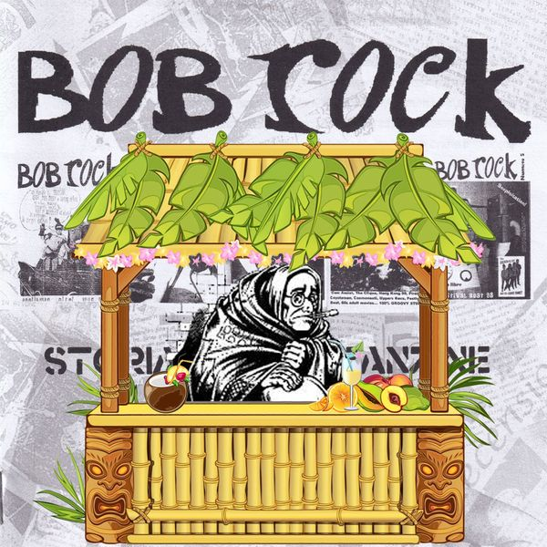 Bob Rock Radio vol 15 1 - fanzine
