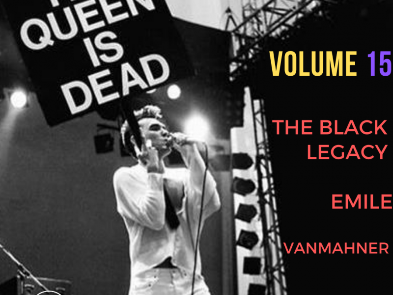 THE QUEEN IS DEAD VOLUME 15 5 - fanzine