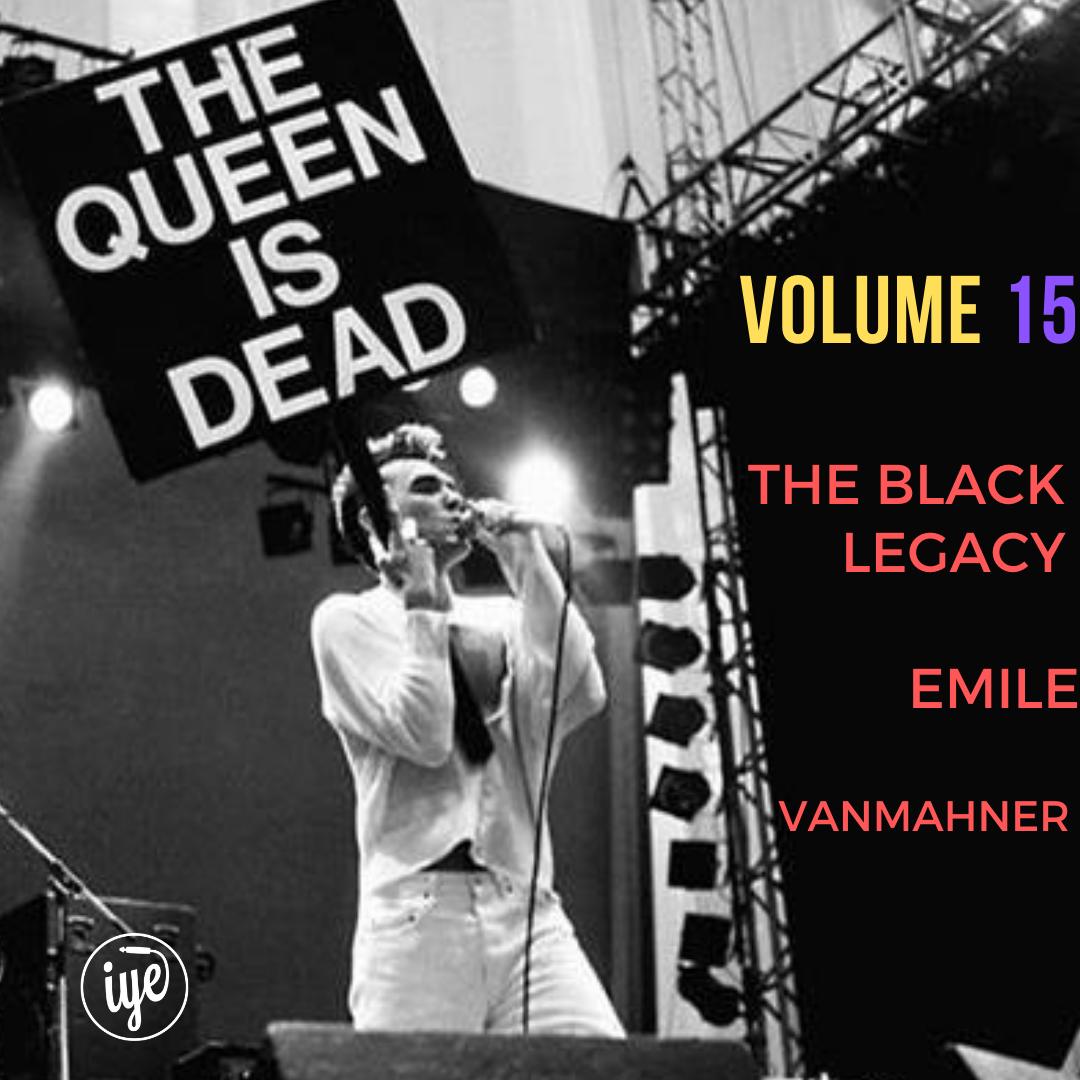 THE QUEEN IS DEAD VOLUME 15 1 - fanzine