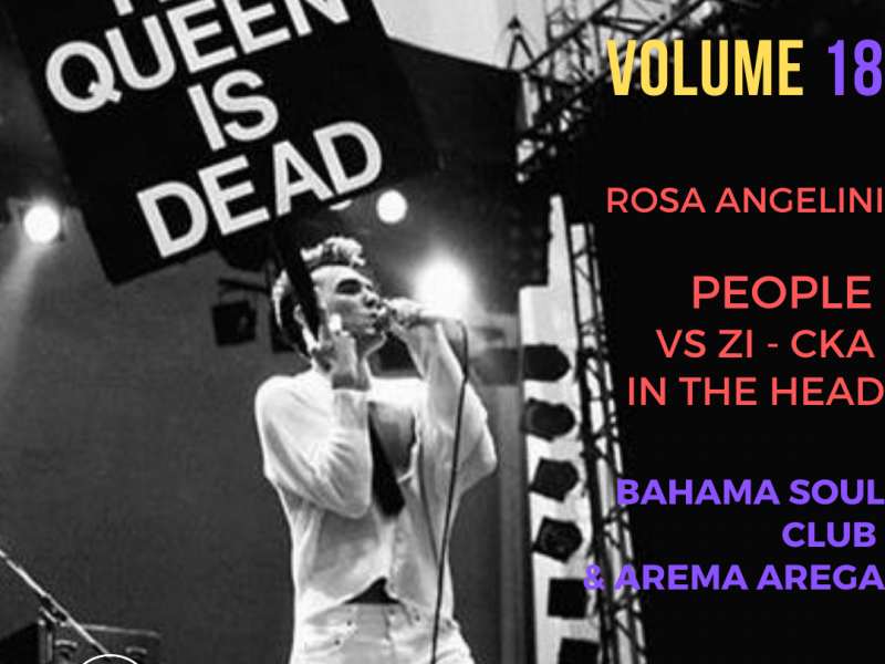 rosa angelini, people vs zi - cka in the head, bahama soul club & arema arega
