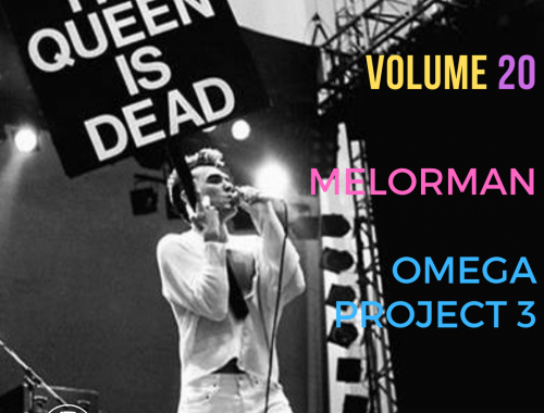 THE QUEEN IS DEAD VOLUME 20 5 - fanzine