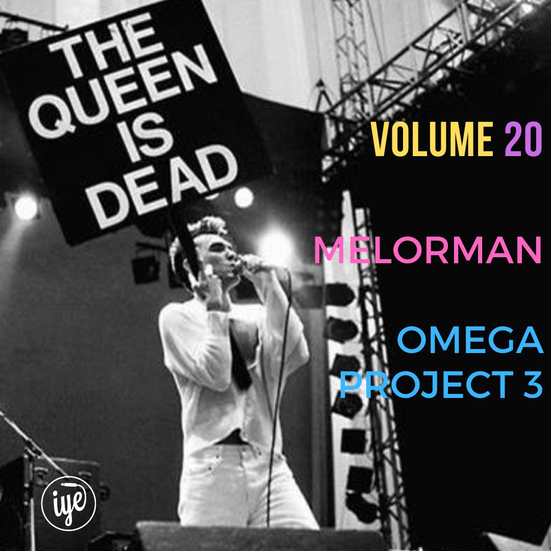 THE QUEEN IS DEAD VOLUME 20 2 - fanzine