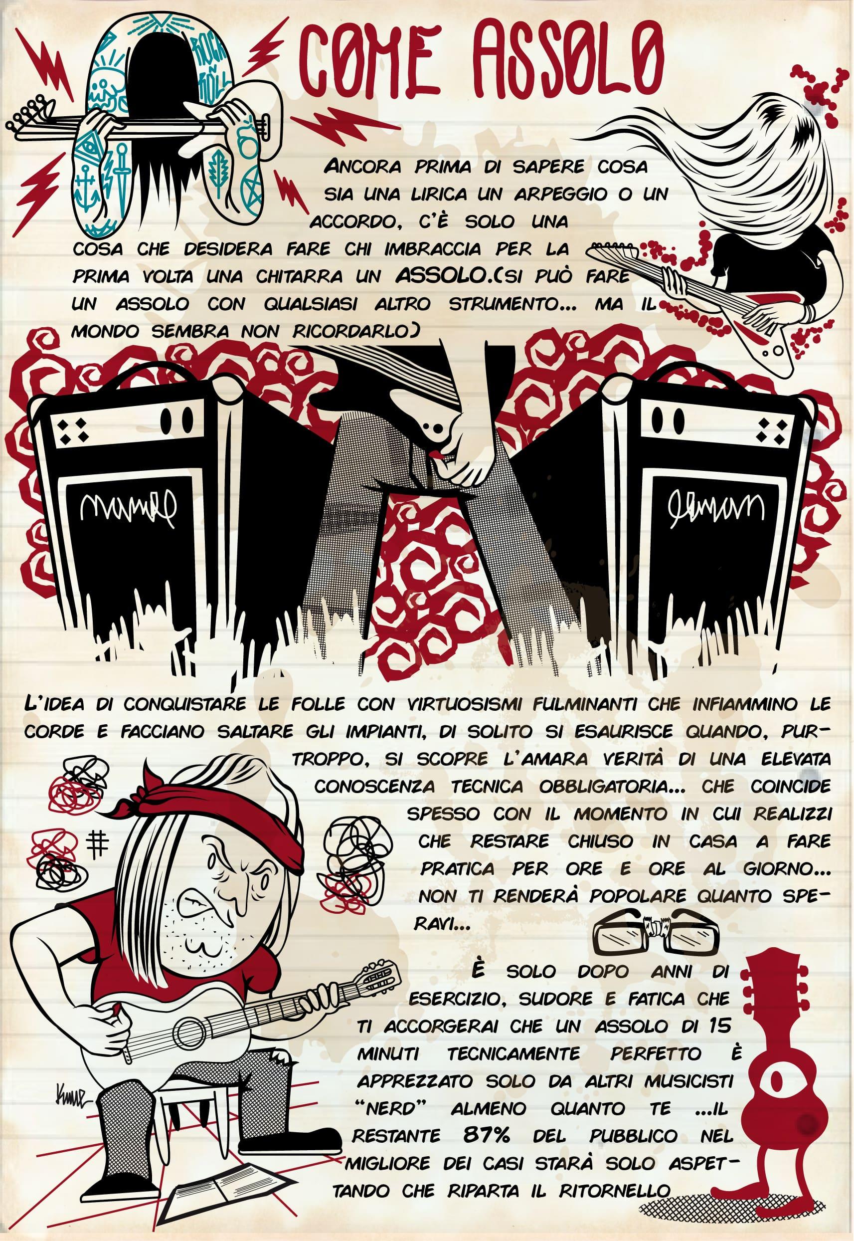 Alfabeto A 5 - fanzine