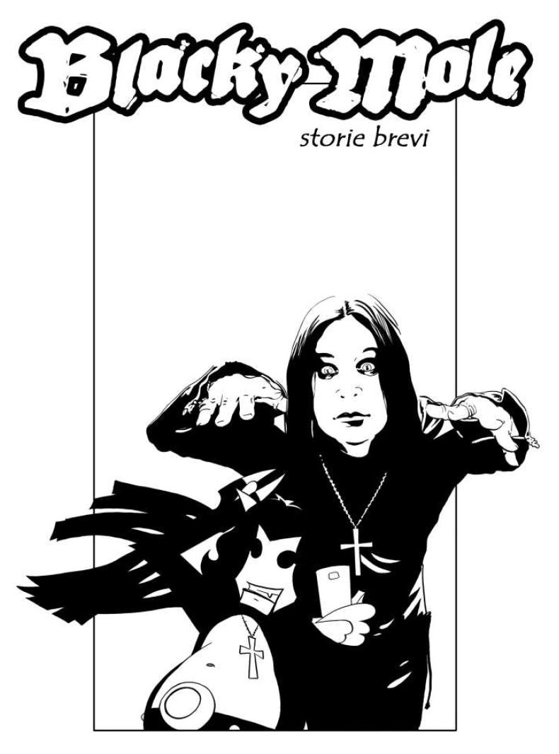 SId e Blacky Mole 3 - fanzine