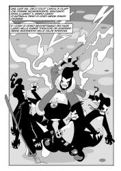 SId e Blacky Mole 6 - fanzine