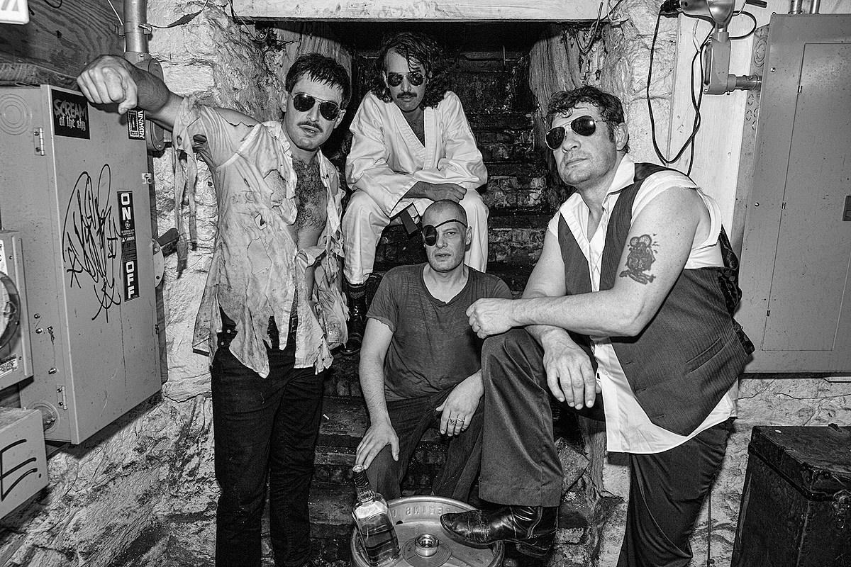 Gli Spits tornano con un nuovo album. Ascolta i singoli 1 - fanzine