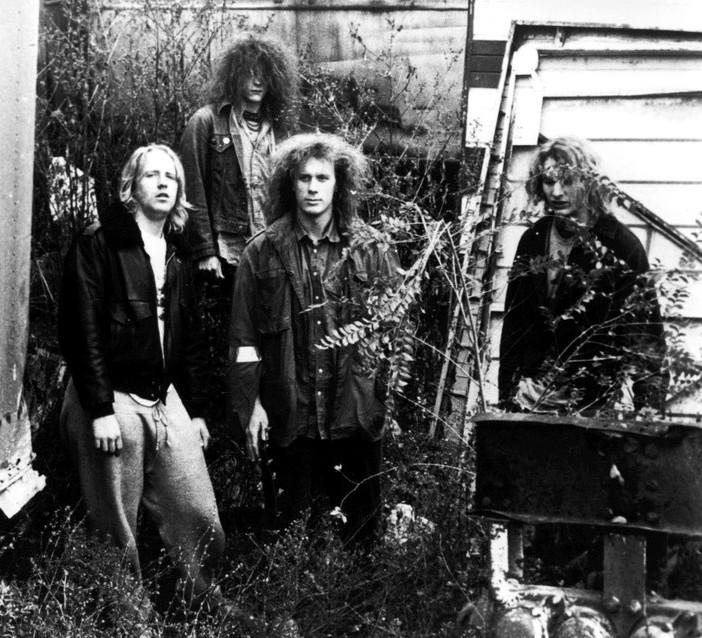 I Die Kreuzen pubblicano i loro primi demo [Listen] 1 - fanzine